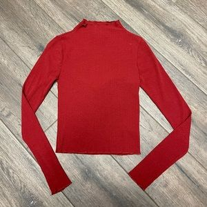 NWOT Junior's Long Sleeve Top Size Small